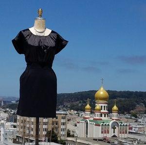 Michael Kors Black Minidress, Sz 12